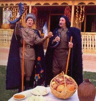 Абхазские поздравления и тосты